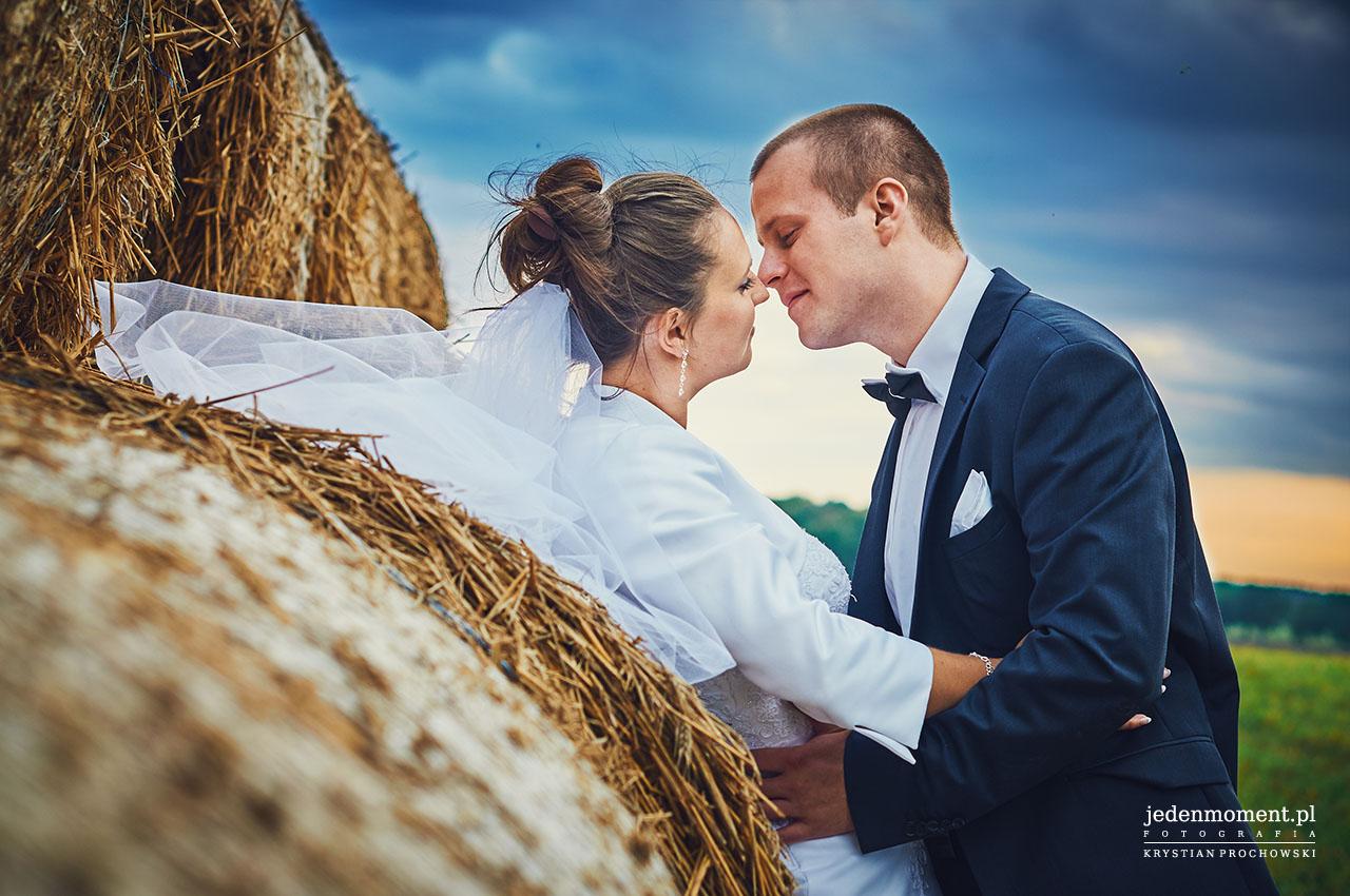 fotograf na ślub Chojnice