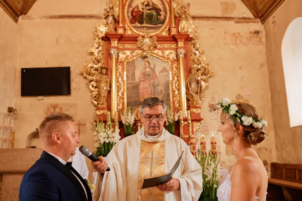 fotografia ślubna Starogard Gdański