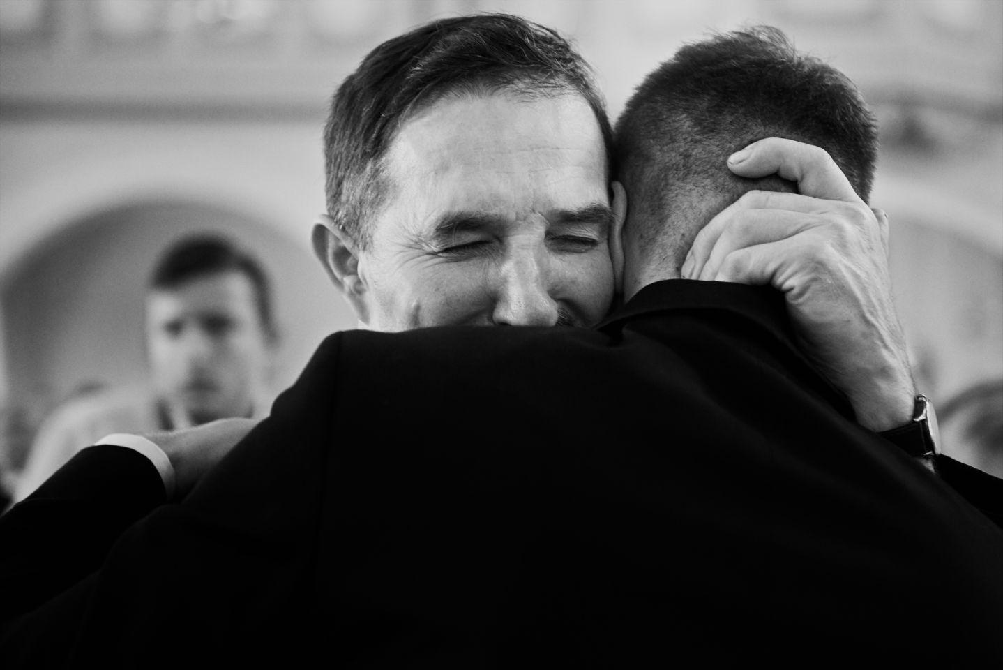 podziękowania rodzicom ślub w Nowej Cerkwii
