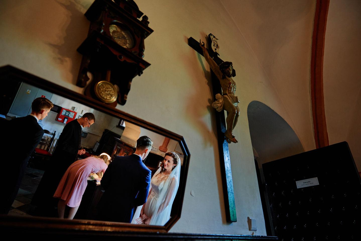 slub reportaz katedra oliwska