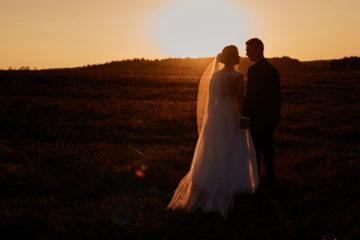 fotograf na ślub Chojnice sesja plenerowa