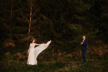 sesja slubna kaszuby fotograf ślubny Chojnice