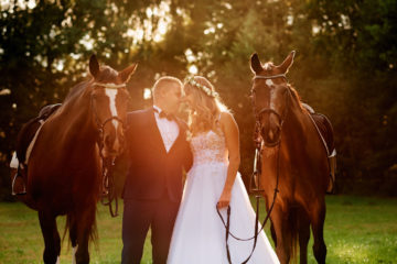 sesja zdjęciowa z końmi